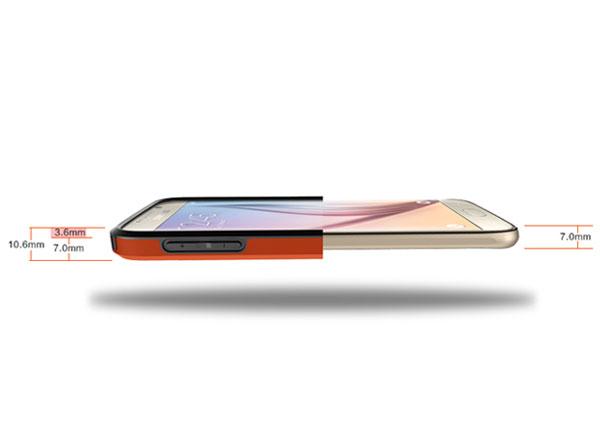 بامپر ژله ای Samsung Galaxy S6