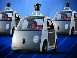 خودروهای دارای راننده خودکار گوگل به زودی در جاده ها