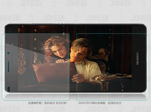 محافظ صفحه نمایش شیشه ای Huawei P8