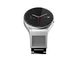 ساعت هوشمند جدید لنوو دارای صفحه نمایش دوم است