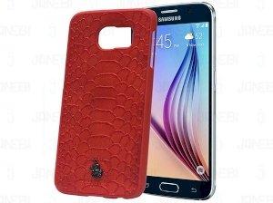 قاب محافظ چرمی پولو سامسونگ Polo Case Samsung Galaxy  S6