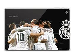 تبلت جدید مایکروسافت مخصوص هواداران رئال مادرید