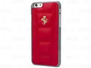 قاب محافظ چرمی آیفون CG Mobile Ferrari Leather Case iPhone 6/6S