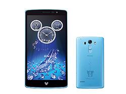 گوشی هوشمند جدید ال جی با طرح فیلم های والت دیزنی