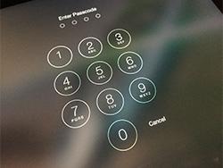 iOS 9 و کد حفاظتی 6 کاراکتری به جای 4 عددی