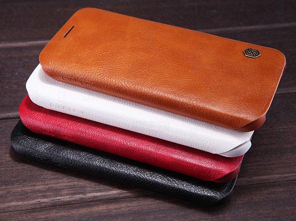 کیف چرم  Samsung Galaxy S6 edge
