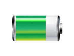 Energy Bar نشانگر رنگی و انیمیشنی باتری برای آندروید