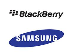ساخت گوشی هوشمند توسط سامسونگ و بلک بری به صورت مشترک