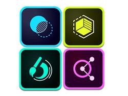 انتشار نسخه جدید فوتوشاپ برای آندروید به همراه 3 برنامه جانبی دیگر