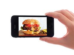 گوگل به زودی میزان کالری غذای شما را می سنجد