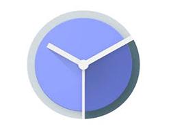 تغییر  برنامه ساعت گوگل در آندروید های 4.4 به بالا