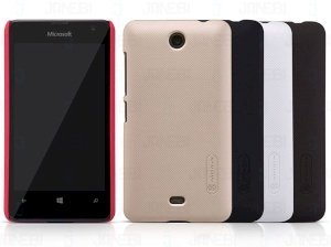 قاب محافظ نیلکین لومیا Nillkin Frosted Shield Case Microsoft Lumia 430