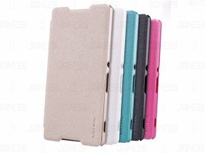 کیف نیلکین سونی Nillkin Sparkle Case Sony Xperia Z3  Plus