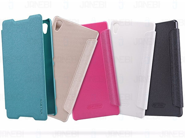 کیف نیلکین سونی Nillkin Sparkle Case Sony Xperia Z4