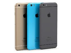 گوشی iPhone 6c با بدنه فلزی عرضه خواهد شد
