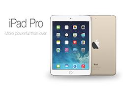 سامسونگ و شارپ تامین کنندگان اصلی صفحه نمایش iPad Pro