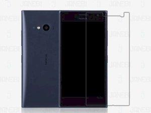 محافظ صفحه نمایش شفاف Nokia Lumia 730مارک Nillkin