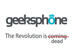 پایان مشارکت BlackPhone و GeeksPhone در ساخت گوشی های هوشمند امن