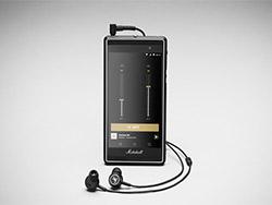 تولید یک گوشی هوشمند جدید با محوریت پخش موسیقی توسط مارشال