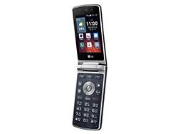 LG Gentle، گوشی جدید تاشوی ال جی با سیستم عامل آندروید