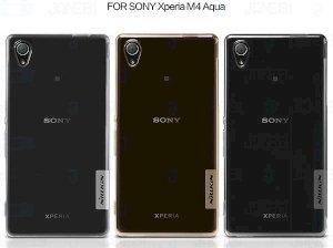 محافظ ژله ای Sony Xperia M4 Aqua مارک Nillkin-TPU