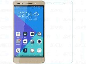 محافظ صفحه نمایش شیشه ای +Huawei Honor 7 H مارک Nillkin