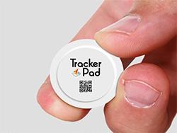 Tracker Pad، ردیاب جی پی اس با اندازه یک سکه