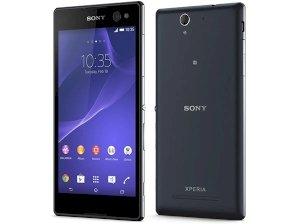 ماکت گوشی Sony Xperia C3