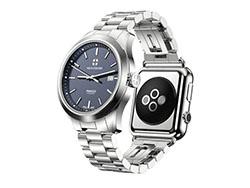 قابلیت اضافه نمودن یک ساعت کلاسیک معمولی به ساعت اپل