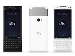 گوشی آندرویدی بلک بری توسط T-Mobile عرضه خواهد شد