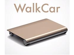 WalkCar یک حمل کننده شخصی برای قدم زدن های معمولی