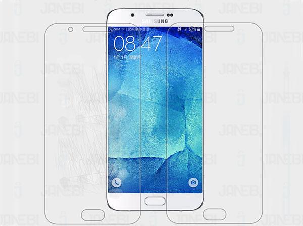 محافظ صفحه نمایش مات Samsung Galaxy A8