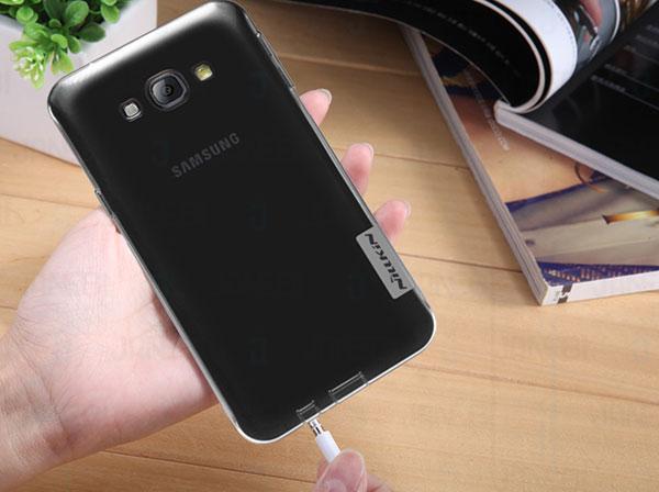 محافظ ژله ای Samsung Galaxy A8