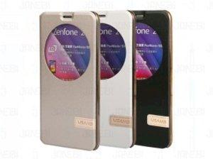 کیف چرمی یوسامز ایسوس Usams Case Asus Zenfone 2 ZE550ML/ZE551ML