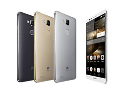 هواوی گوشی جدید Mate S خود را اوایل سپتامبر وارد بازار می کند