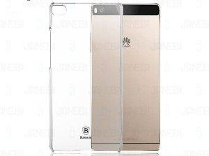 قاب محافظ شیشه ای Huawei P8 مارک Baseus