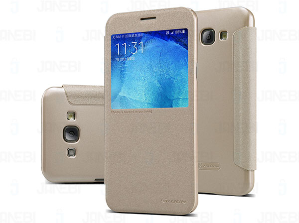 کیف نیلکین سامسونگ Nillkin Sparkle Case Samsung Galaxy A8