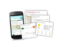 چگونگی انتخاب برنامه های مورد نظر برای جستجو توسط Google Now