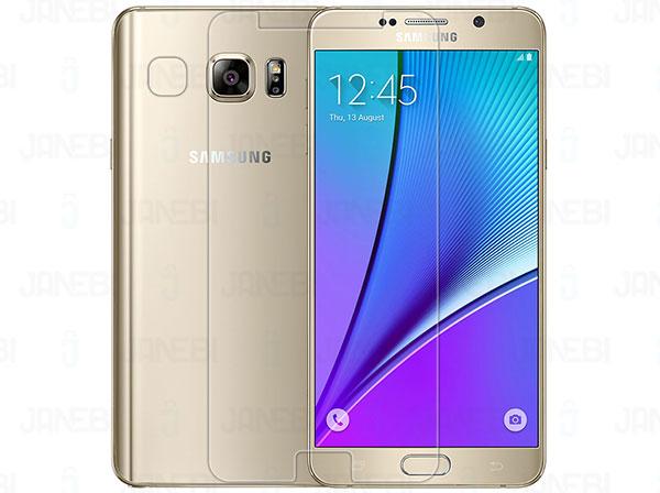 محافظ صفحه نمایش شیشه ای نیلکین سامسونگ Nillkin H+Pro Glass Screen Protector Samsung Galaxy Note 5