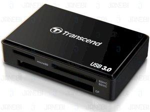 دستگاه کارت خوان Transcend RDF8 USB 3.0 Card Reader