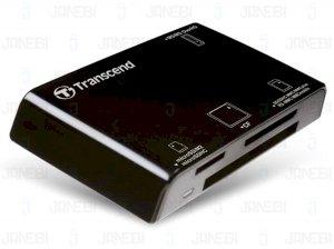 دستگاه کارت خوان Transcend RDP8 USB 2.0 Card Reader