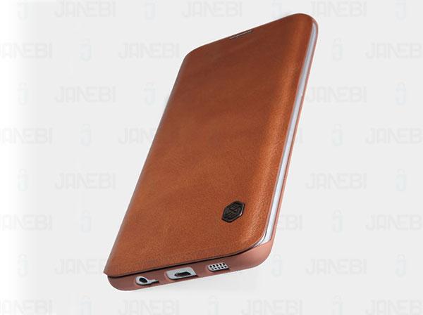 کیف چرمی Samsung Galaxy S6 edge Plus