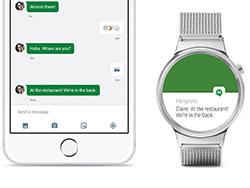 فراهم شدن پشتیبانی آیفون ها و آیپد ها از ساعت های هوشمند آندرویدی