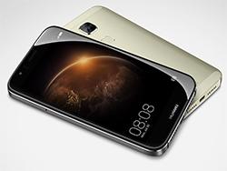 عرضه گوشی G8 هواوی با بدنه تمام فلز و حافظه داخلی 32 گیگابایتی