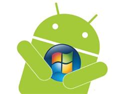 عدم امکان اجرای آندروید بر روی گوشی های دارای ویندوز 10