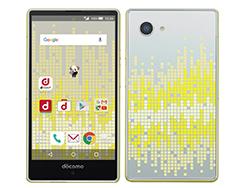 Aqous Compact شارپ، گوشی هوشمندی با باریک ترین لبه های صفحه نمایش