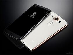LG V10 با دو صفحه نمایش، رونمایی شد
