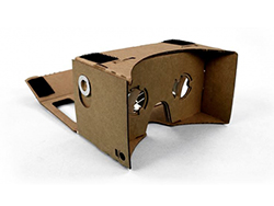 مایکروسافت و ساخت هدست واقعیت مجازی مقوایی