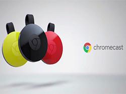 عرضه ChromeCast 2 ، نسخه جدید پخش کننده ویدیو و عکس گوگل