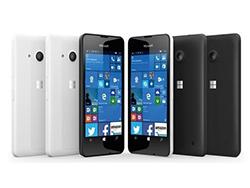 Lumia 550 ویندوز فون مقرون به صرفه، رو نمایی شد